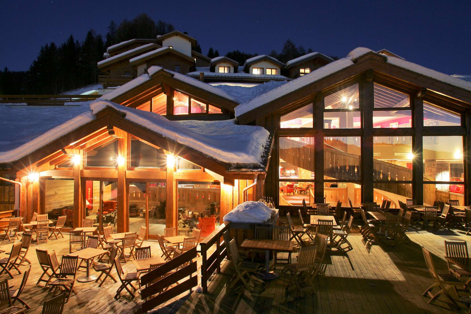 Voyage Unique Club Med Peisey Vallandry winter 23
